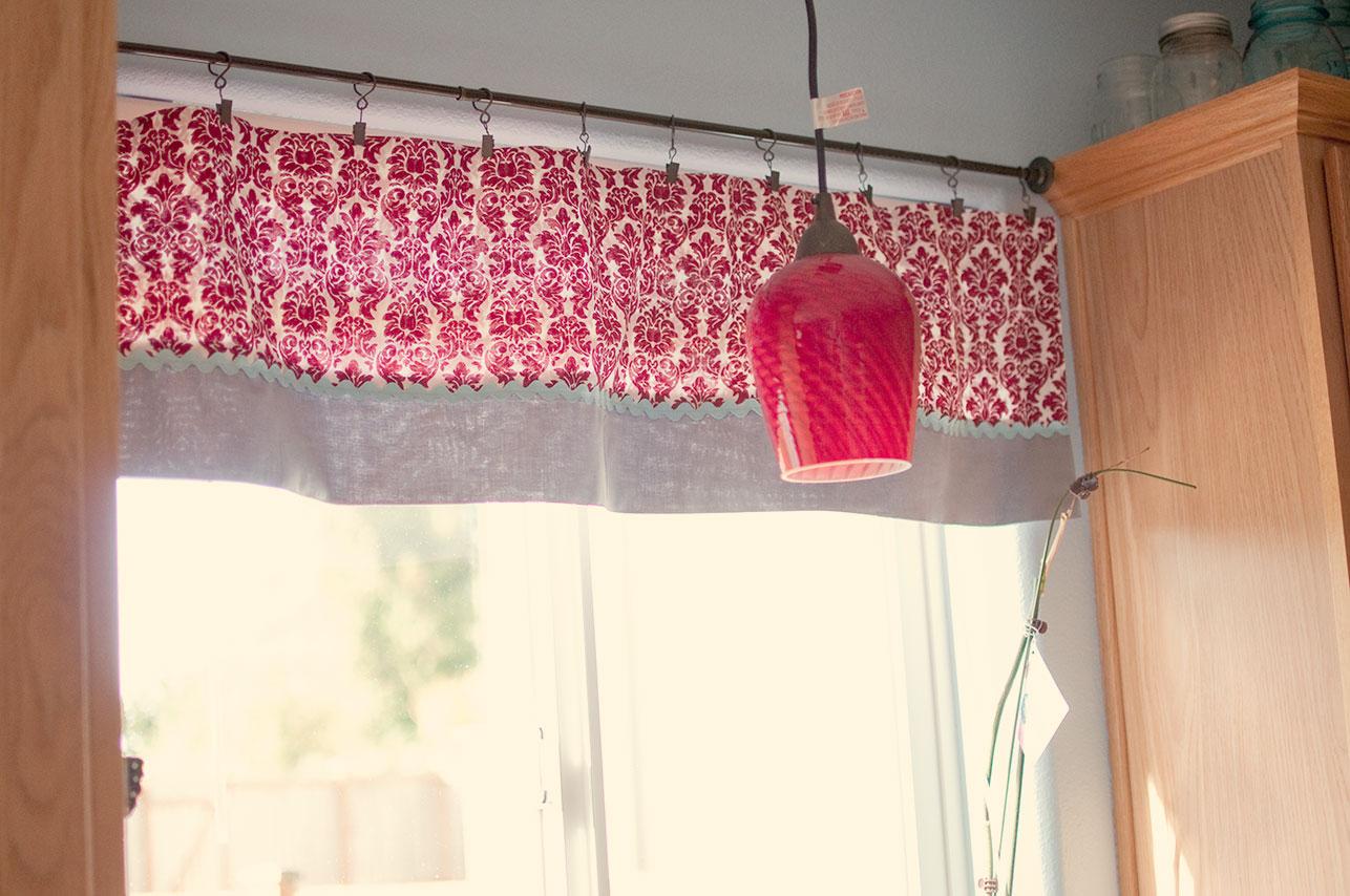 Red Swag Kitchen Curtains Modern Kitchen Curtains Modern Kitchen Modern Kitchen Curtains