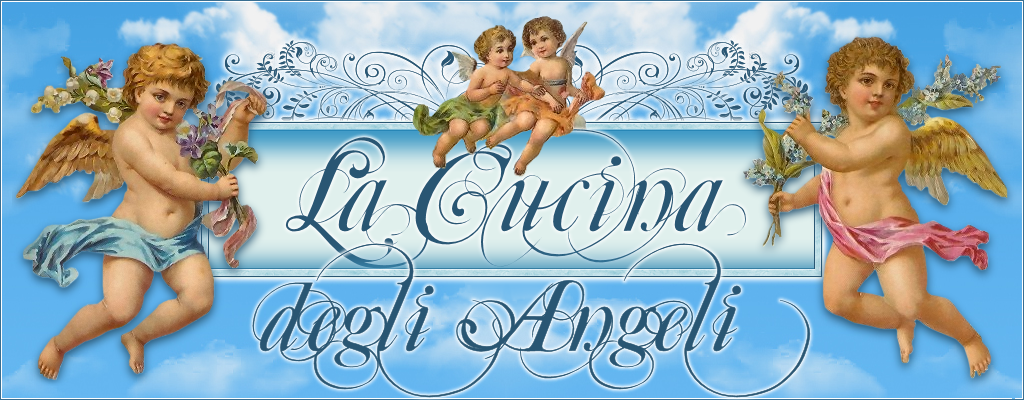 La cucina degli Angeli