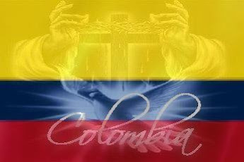 With the help of Christ we defeated communism in Colombia