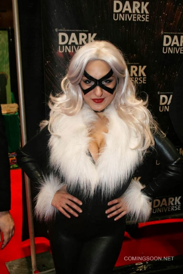 Black Cat Sexy Cosplay de la New York Comic Con 2013