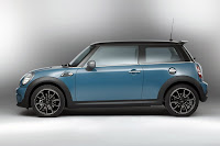 Mini Cooper S Bayswater Hatch (2012) Side