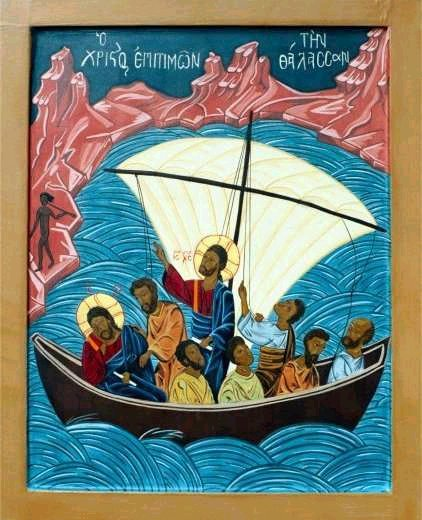 a reflection on jesus ability to calm the storm of life A reflection on the water all about god thursday, 5 april 2007 christ calms the storm dedicated to the life of jesus christ.