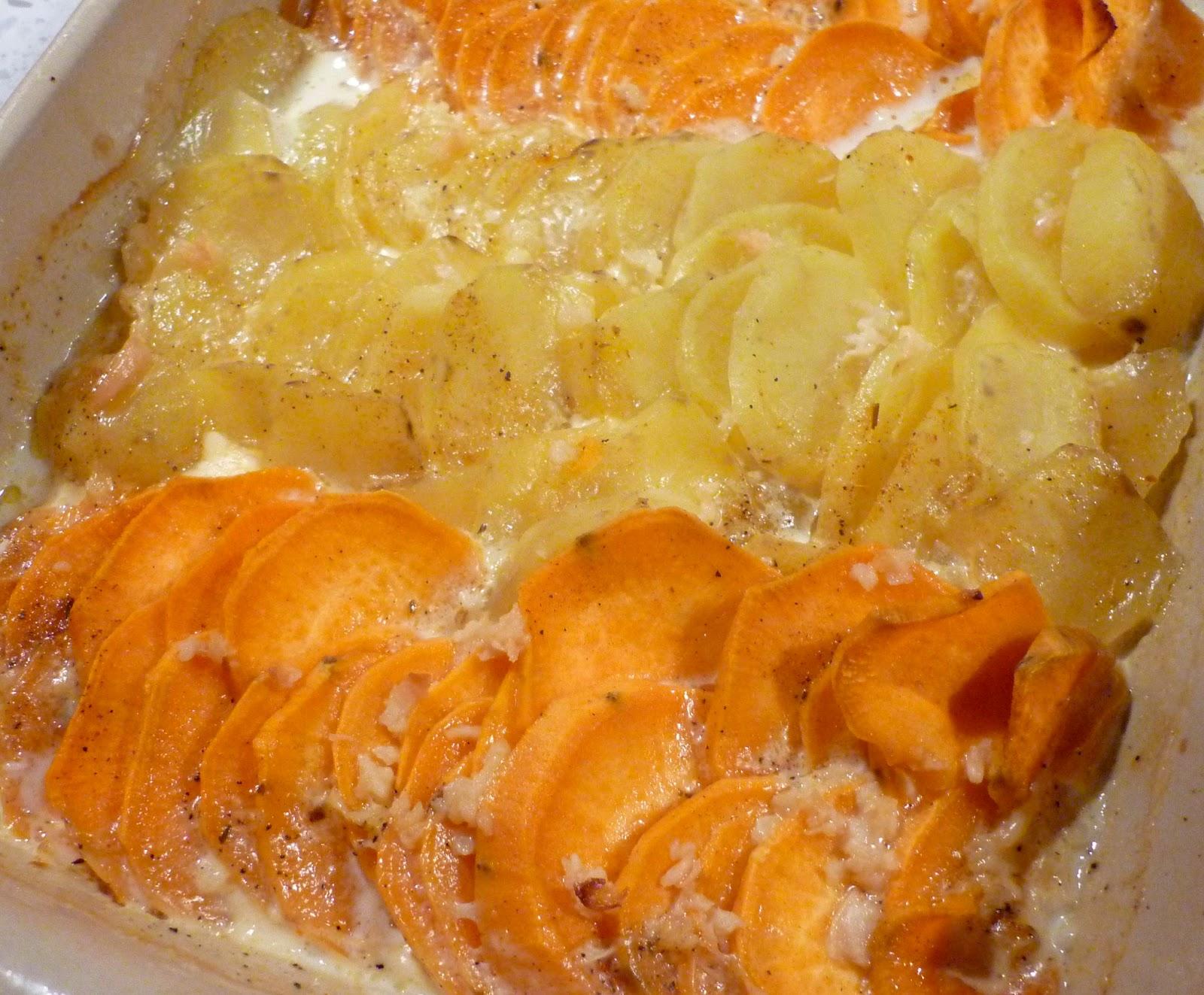 Гратен из картофеля классический рецепт с фото пошагово, как 484