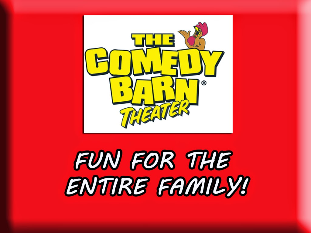 Comedy Barn Theater in Pigeon Forge