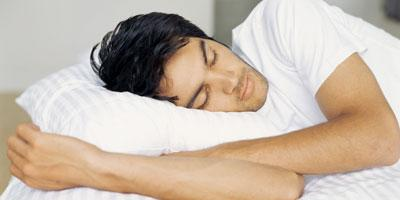 Causes and Cures For Excessive Sleepiness - man guy sleeping