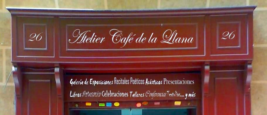 Atelier Café de la Llana