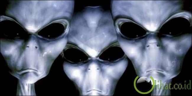 Alien Bermata Tiga di Uni Soviet