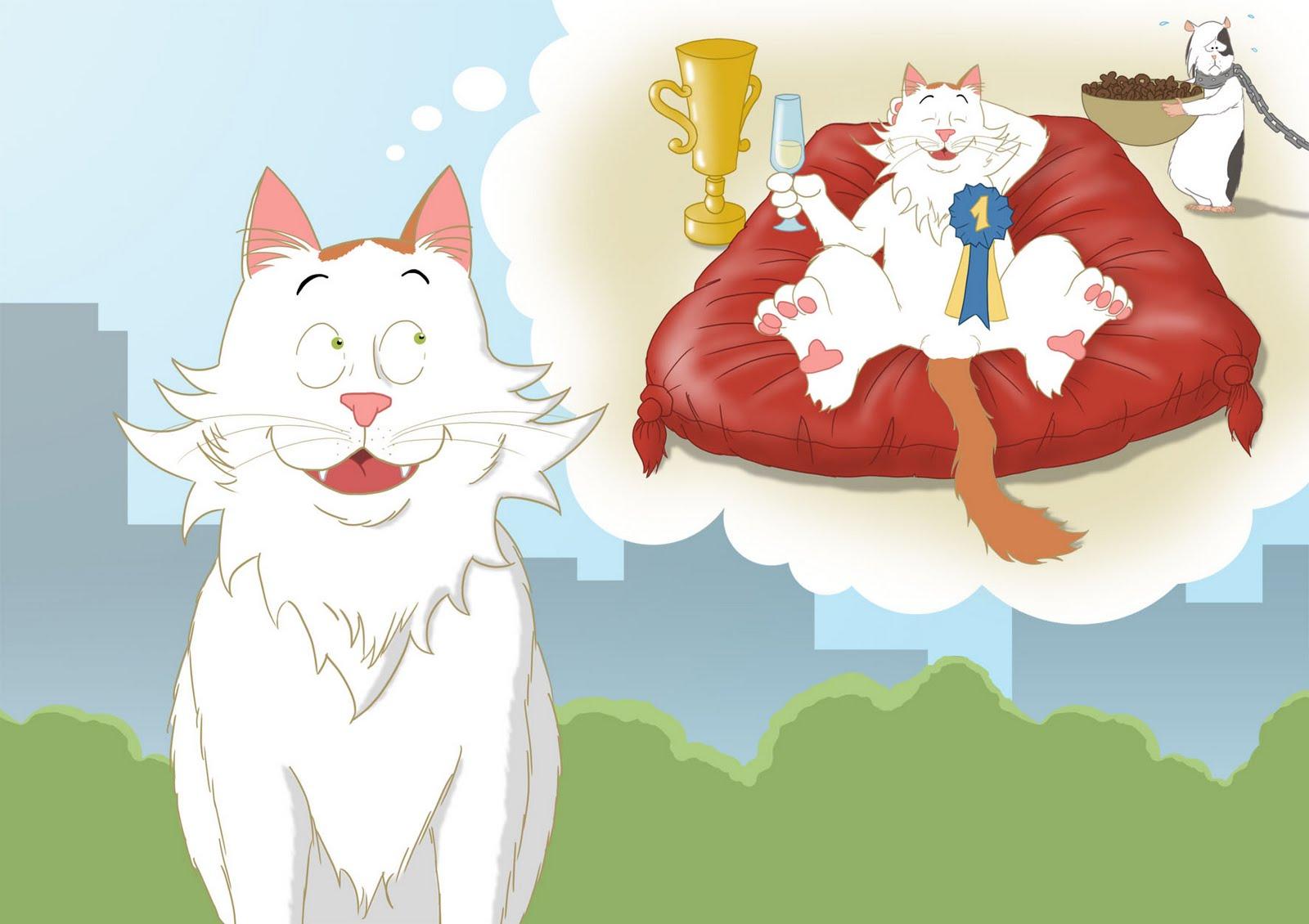 Cat show avalon cat cartoons - Cat cartoon shows ...