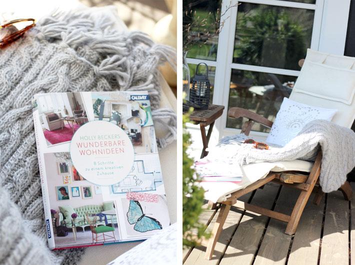 Amalie loves Denmark Springtime und Holly Becker Buch