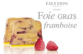 Foie Gras Framboise Fauchon