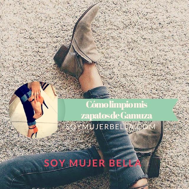 Zapatos de gamuza - Shoe of chamois