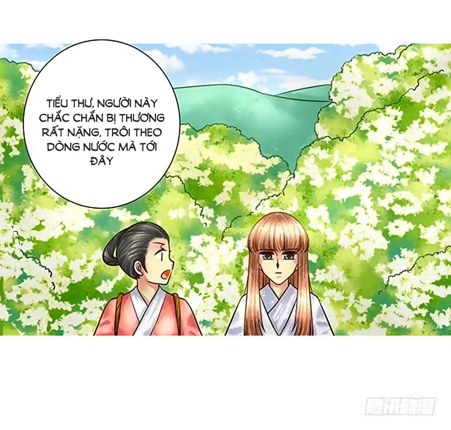 Thiên Niên Minh Vương Cộng Chẩm Miên – Chap 15