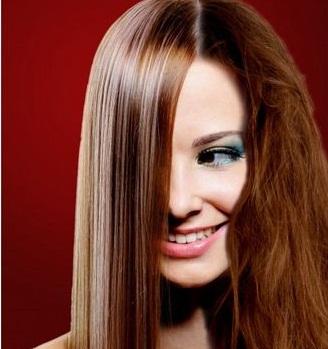 Cara Meluruskan Rambut Keriting Secara Alami  beae45dc28