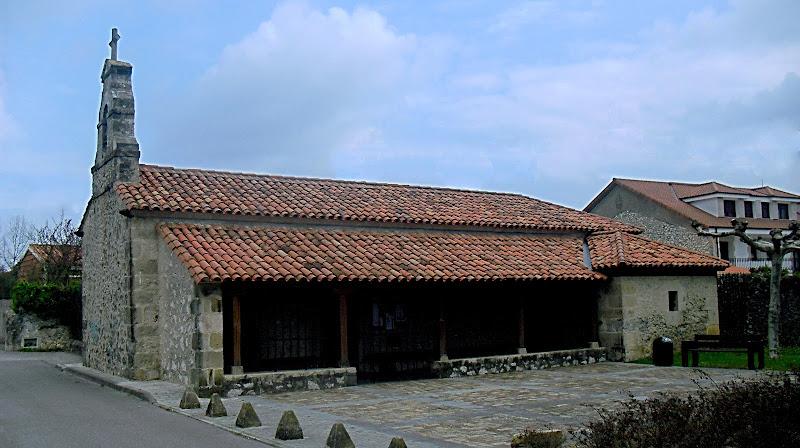 Ermita de San Cipriano en Sancibrian