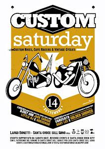 Custom Saturday 2013