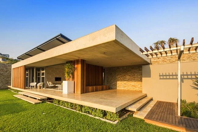 Quinchos minimalistas minimalistas 2015 for Casa quinchos modernos fotos