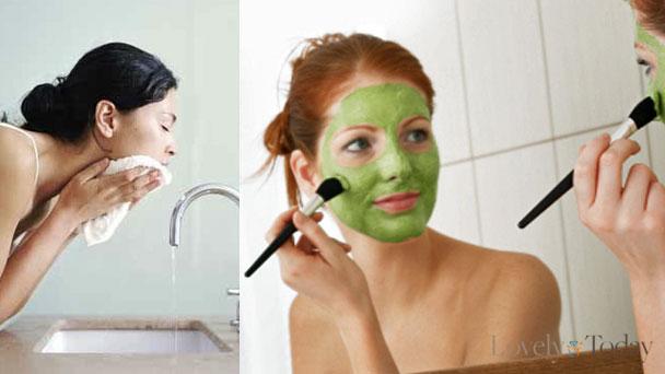 Tips Kecantikan Wajah Yang Alami