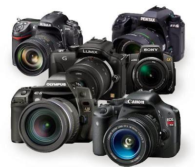 Jenis Kamera DSLR Terbaik