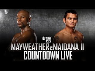 Mayweather vs. Maidana 2
