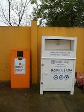 Reciclaje en nuestro colegio