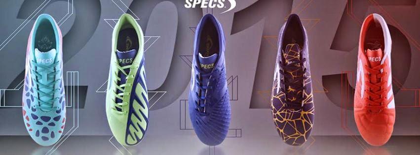 Jual Sepatu Futsal Specs Terbaru 2015
