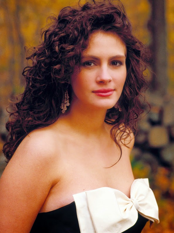 Flygirl Curly Hair Inspiration Julia Roberts