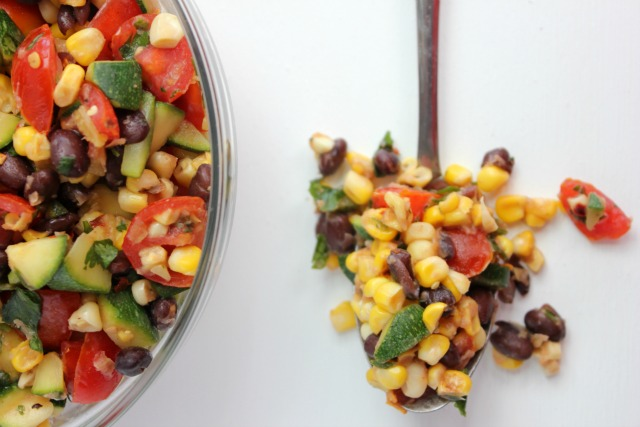 Zucchini and Corn Salad, Fresh Summer Salad, Easy Zucchini Salad, Zucchini and Corn, Corn and Black Bean Salad, Zucchini and Corn Salad, Fresh Summer Salad, Easy Zucchini Salad, Zucchini and Corn, Zucchini, Corn and Black Bean Salad Recipe