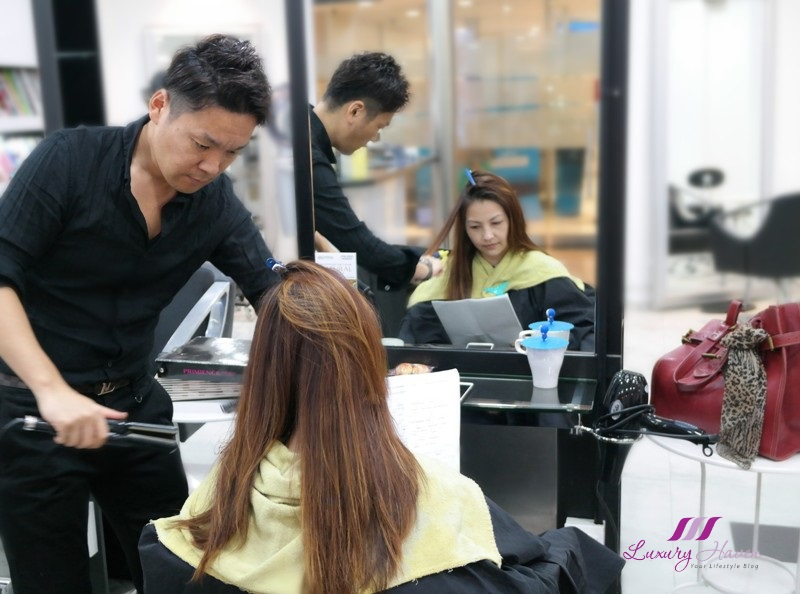 japanese hair salon naoki yoshihara soft rebonding review