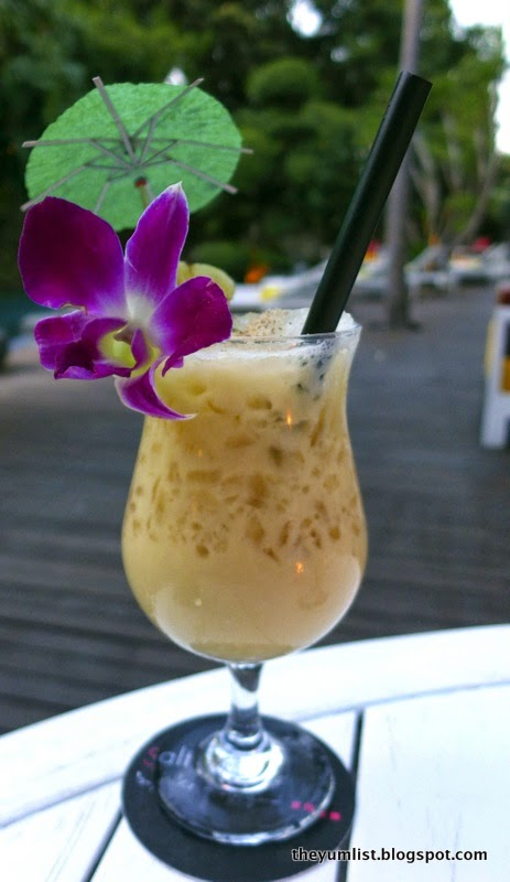 Salt Tapas, Pepper's Sentosa Seminyak, Bali,