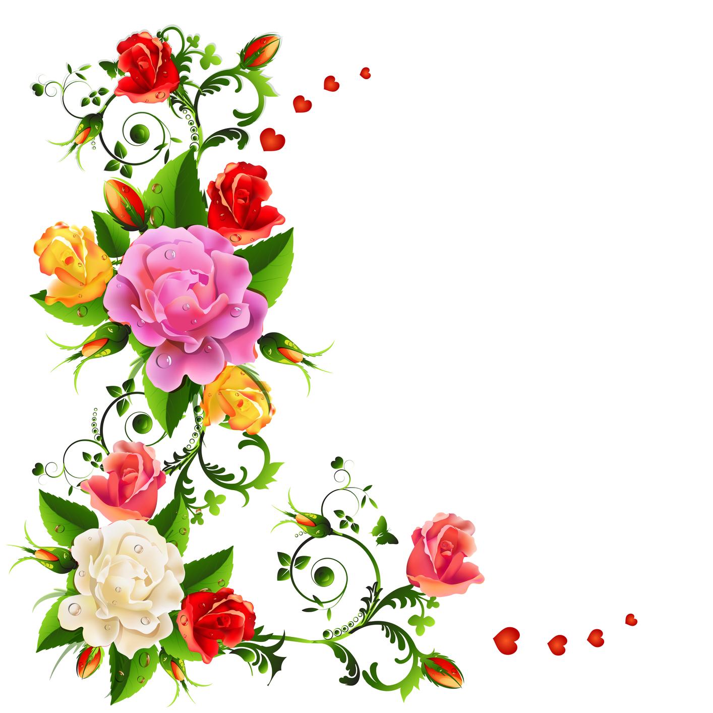 Fotos de Rosas 4. PasarlasCanutas - Rosas De Colores Imagenes