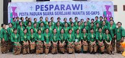 Daftar Juara Koor Pesparawi Wanita GKPS Se Indonesia 2017