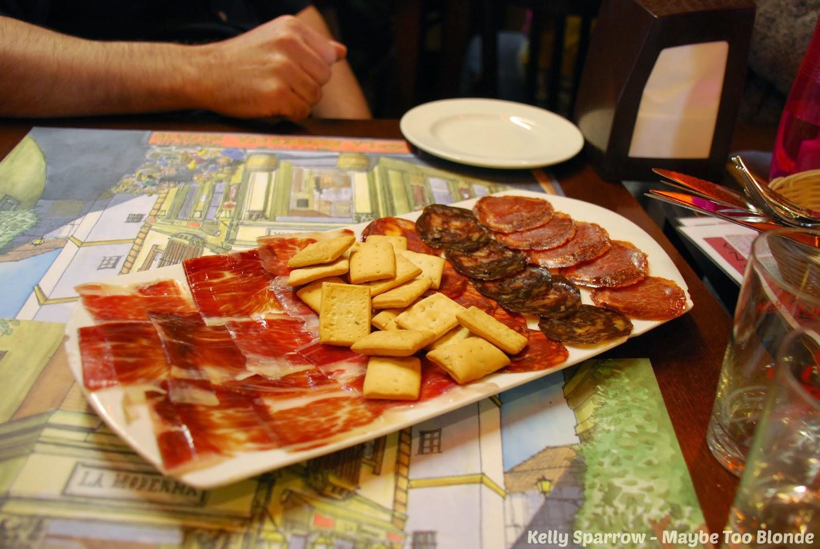 Tapas in Seville