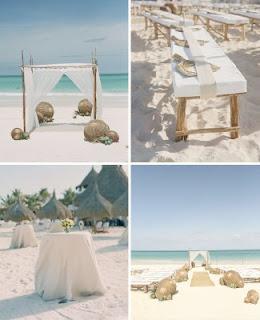 wedding plan beach