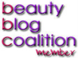 Beauty Blog Coalition, Beauty Blog Coalition Badge, Pretty Luscious Things, Blogger Badges