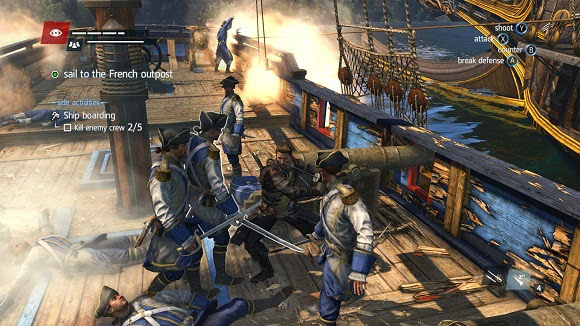 Assassins Creed Rogue v1.1.0 Full Download