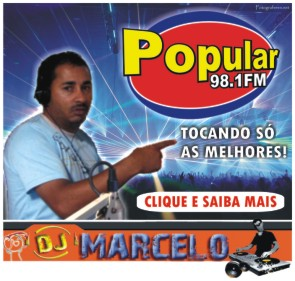 Dj Marcelo - Radio Popular