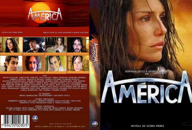 ამერიკა (სერიები ქართულად) America
