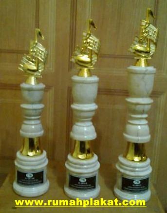 Desain Piala Marmer, Ukuran Trophy Onix, Pengadaan Trophy Marmer Surabaya, 0856.4578.4363, www.rumahplakat.com