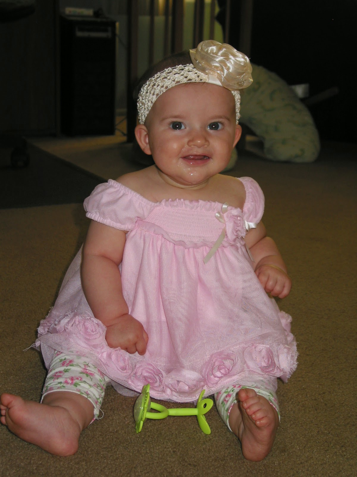 Baby Girl 8 Months