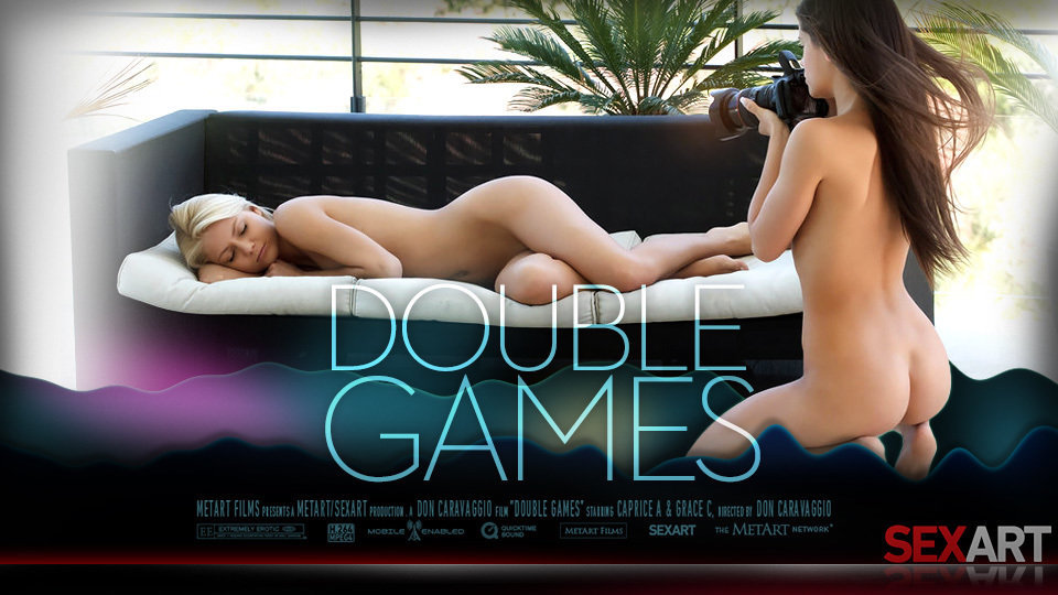 Caprice_A_Grace_C_Double_Games_vid NwmmmD3Xomi 2013-04-16 Caprice A & Grace C - Double Games (HD Video) 10070
