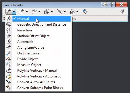 how to create alignment table in civil 3d