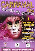 Carnaval de Villanueva del Arzobispo 2014