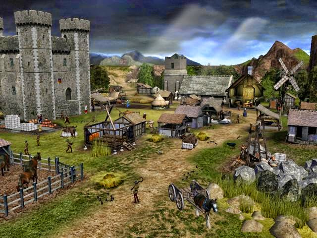 Stronghold Legends Game For PC Full Version