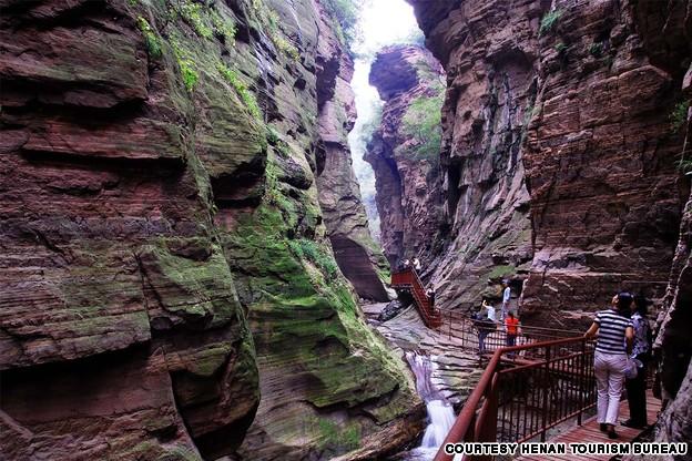 Longtan Valley