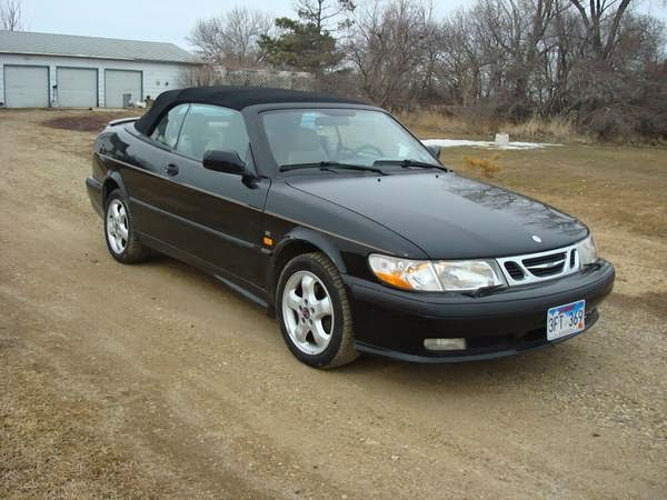 2000 saab 9 3 se convertible auto restorationice. Black Bedroom Furniture Sets. Home Design Ideas
