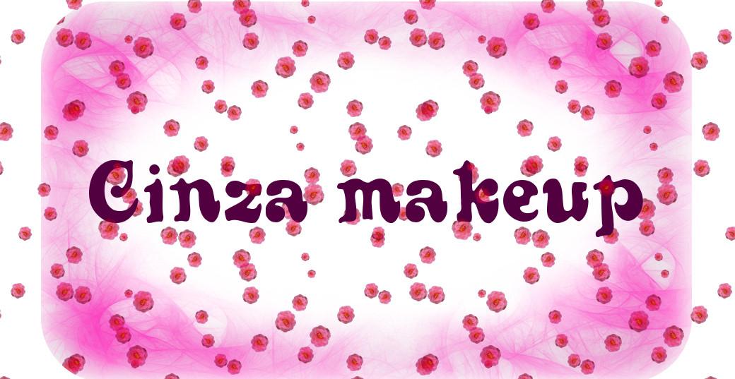cinza makeup
