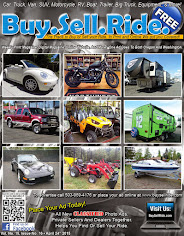 Newly Redesigned Buy Sell Ride Magazine Private Party and Dealer Classified Ads!