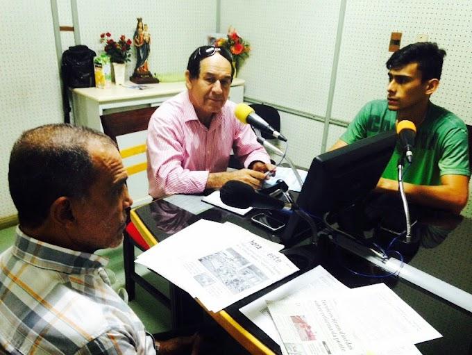 Analizan obras en el puente y baja de la cota de turismo en radio Paraná