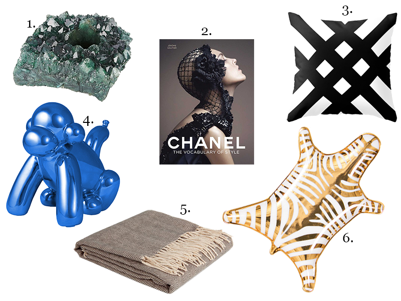 A Glossy Discourse Gift Guide For The Home Decor Lover