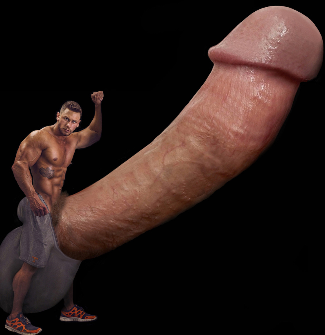 Real Worlds biggest dick nude